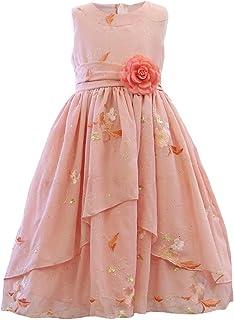 子供ドレス 008038 発表会 フォーマル 子供服 女の子 ワンピース 結婚式 パーティ [リトルプリンセス] Little Princess