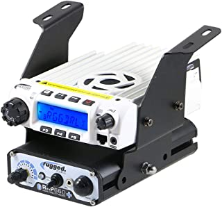 Rugged Radios MT-XP1-BD-RM60 Polaris RZR XP1 Below Dash Mount for Rugged Radios Mobile Radios & Intercoms