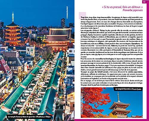 Guide du Routard Tokyo, Kyoto et environs 2019: +Osaka, Hiroshima, et les villes impériales (Japon pas cher !) (Le…