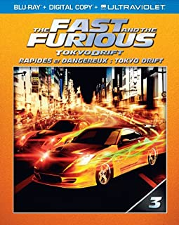 The Fast and the Furious: Tokyo Drift [Blu-ray + Digital Copy + UltraViolet] (Bilingual) (B00BFWK9BW) | Amazon price tracker / tracking, Amazon price history charts, Amazon price watches, Amazon price drop alerts