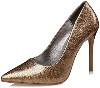 Ying-xinguang Shoes Fashion Sexy Stiletto Shoes Professional OL Shoes Women's High Heels Comfortable