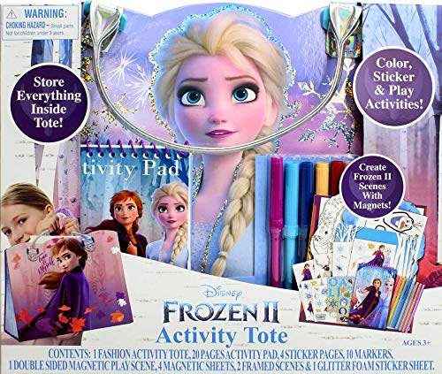 Disney Frozen 2 Activity Tote