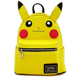 Loungefly x Pokemon Pikachu Face Mini-Backpack