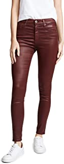 AG Adriano Goldschmied womens FARRAH HIGH-RISE SKINNY FIT ANKLE PANT Pants