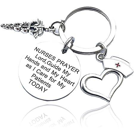 Nurse Gift Idea Proud To Be A Nurse Key Fob Keychain Nurse Key Fob Nurse Key Fob Keychain Nurse Keychain