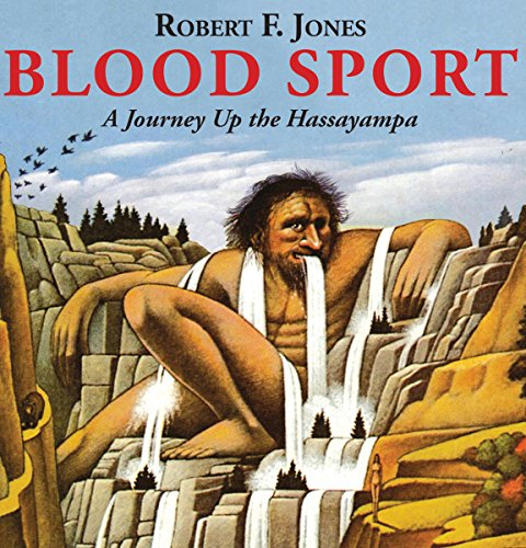 Blood Sport audiobook cover art