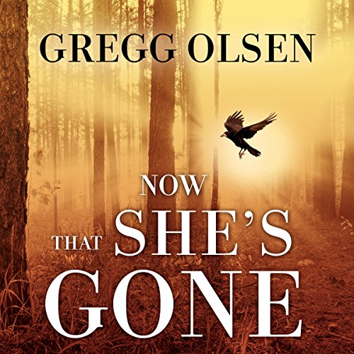 Now That She's Gone audiobook cover art