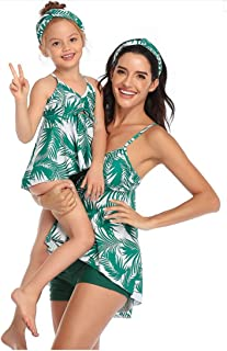 Women Bikini Sets Baby Girls Bikini Swimsuit Set Family Matching Mother Girl Swimwear Bathing Suit