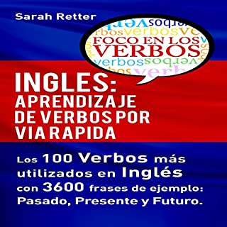 Inglés: Aprendizaje de Verbos por Via Rapida audiobook cover art