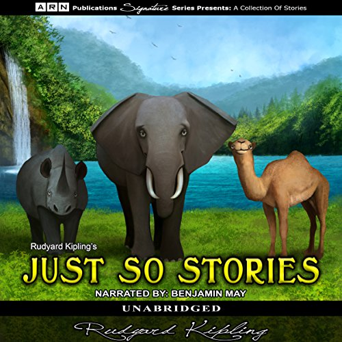 Just So Stories audiobook cover art