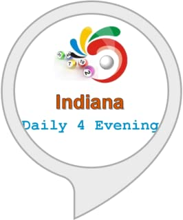 Winning Numbers for Indiana Daily 4 Evening