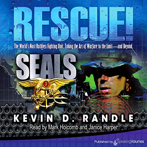 Rescue! audiobook cover art