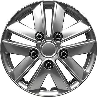 AutoStyle OPUS13 Set Copricerchio Opus 13 Silver 4 pezzi