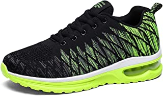 Padcod Unisex Sports Running Shoes Athletic Tennis Sneakers Road Walking Shoes Outdoor Jogging Training Shoes Air Cushion Lightweight Fashion for Women and Men