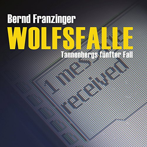 Wolfsfalle audiobook cover art