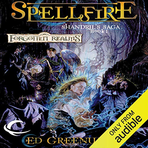 Spellfire cover art