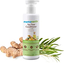 Mamaearth Anti Dandruff Conditioner, With Tea Tree & Ginger Oil, For Dandruff Free Hair 250ml