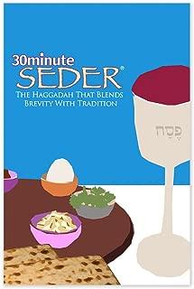 Best 30 minute seder Reviews