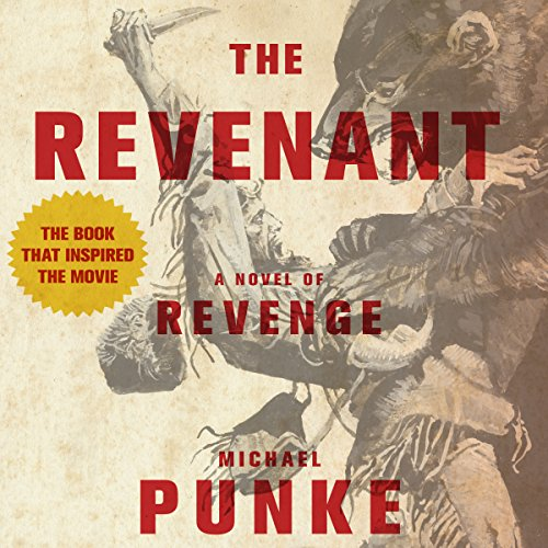 The Revenant audiobook cover art