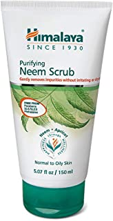 Himalaya Herbals Purifying Neem Scrub, 100gm
