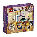LEGO Friends - Dormitorio de Andrea, Imaginativo Juguete de Construcción (41341)