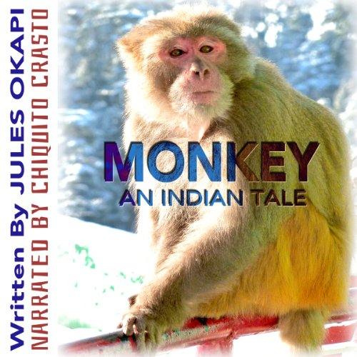Monkey: An Indian Tale cover art