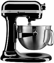 KitchenAid KP26M9XCOB 6-Quart Bowl-Lift Professional Stand Mixer, Onyx Black