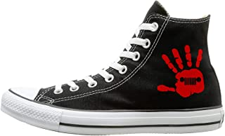 Jeep Casual High Top Sneaker Classic Shoes Unisex