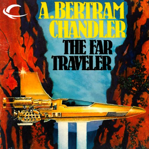 The Far Traveler audiobook cover art