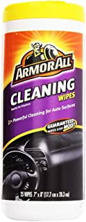 Armor All 10863 Purple 25 Count Cleaning Wipes