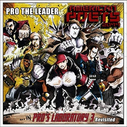 Pro The Leader & American Poets 2099