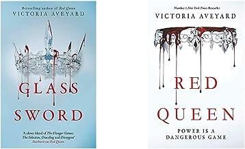Glass Sword (Red Queen)+Red Queen: 0 (Set of 2 Books)