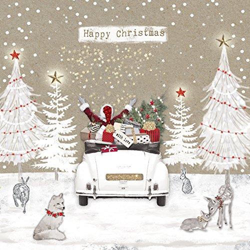 Hammond Gower Pubblicazioni AXWK210biglietti natalizi (confezione da 8)