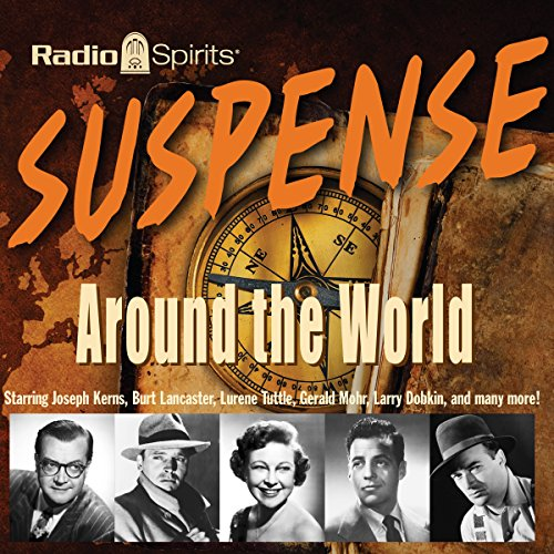 Couverture de Suspense: Around the World
