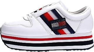 Tommy Hilfiger TOMMY CUSTOMIZE FLATFORM SNEAKER Women's Shoes