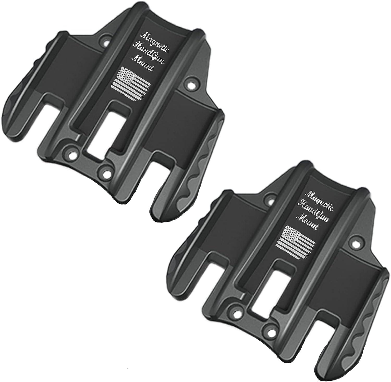 Magnetic Las Vegas Mall Gun Mount Pro Quickdraw Popularity for Handgun Pistol Design Ma