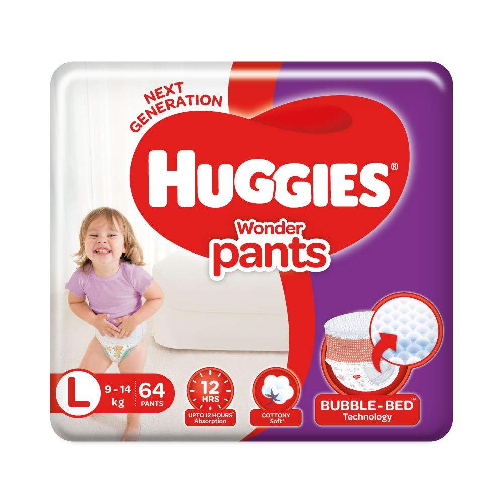 Huggies Wonder Pants Large L Size