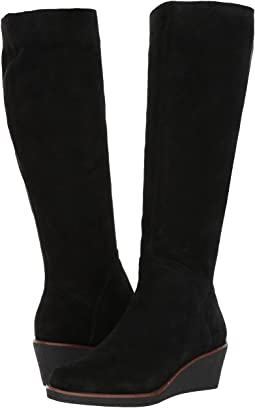2745c84f009 Shoes · Boots · Women · Knee High. New. Black Suede