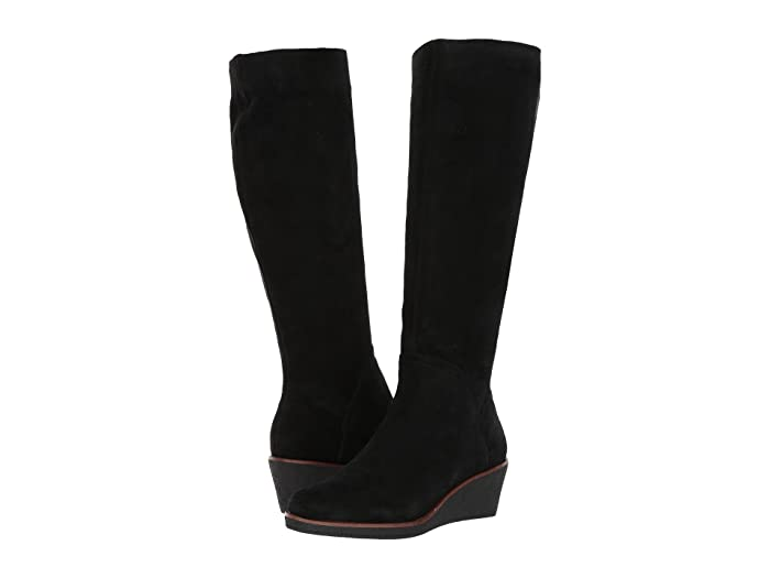Aerosoles  Binocular (Black Suede) Womens Boots