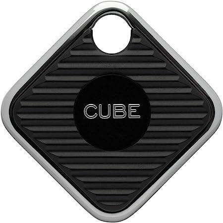 Cube Pro Key Finder Smart Tracker Bluetooth Tracker per cani, bambini, gatti, bagagli, portafoglio, con app per telefono, dispositivo di tracciamento impermeabile batteria sostituibile