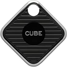Cube Pro Key Finder Smart Tracker Bluetooth Tracker for Dogs, Kids, Cats, Luggage, Wallet, with app for Phone, Replaceable...