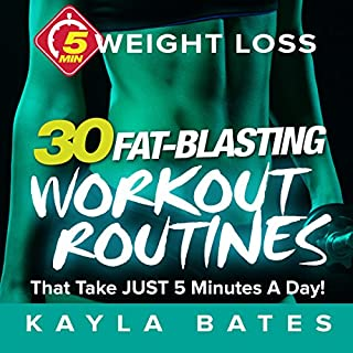 5-Minute Weight Loss cover art