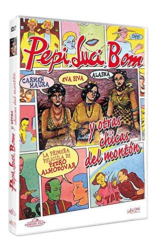 Pepi, luci, bom y otras chicas del montón [DVD]