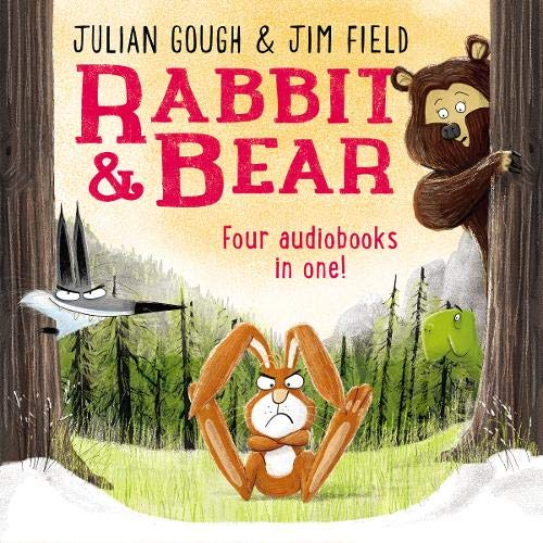 A Rabbit and Bear Audio Omnibus cover art