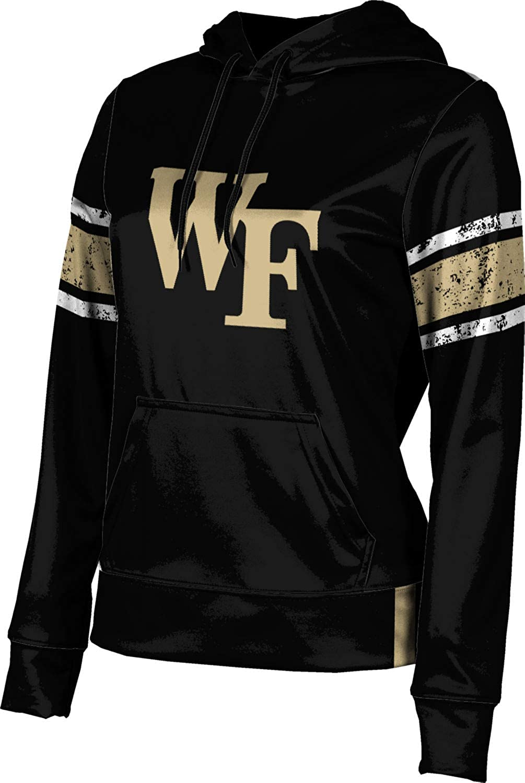 ProSphere Wake Forest University Girls' Pullover Hoodie, School Spirit Sweatshirt (End Zone)