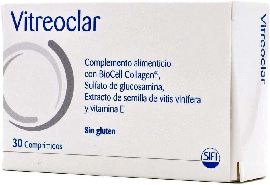 Some reservation Reservation Vitreoclar 30 Tablets A2 for