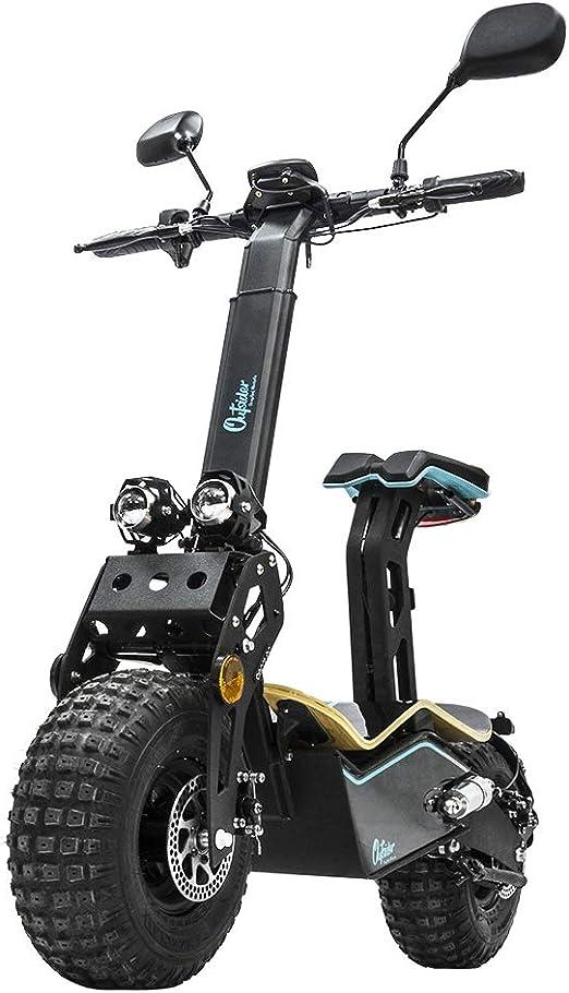 Cecotec Ciclomotor eléctrico Outsider Demigod Makalu ...