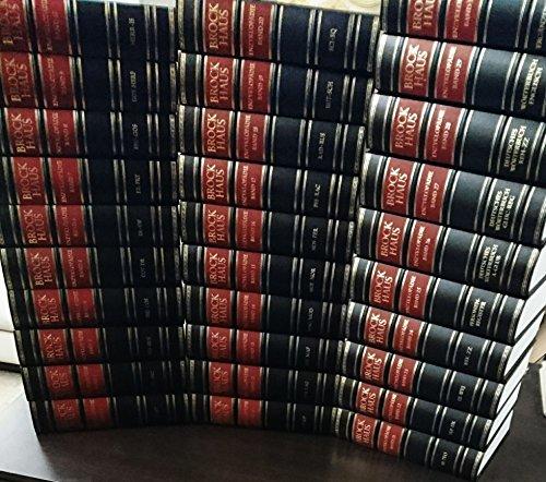 Brockhaus-Enzyklopädie: in 30 Bände, 19.Auflage [Sondereinband] F.A. Brockhaus