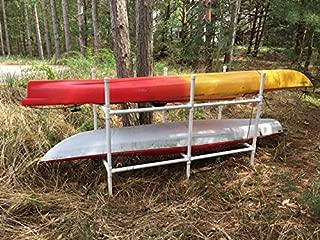 Two Kayak Storage Stand Assembly Kit