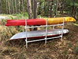 Two Kayak Storage Stand Assembly Kit - (Fall Sale Going on!)